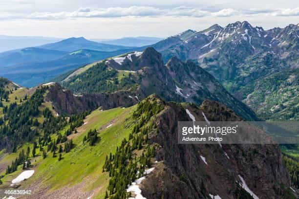 Rugged Gore Range View in Summer
