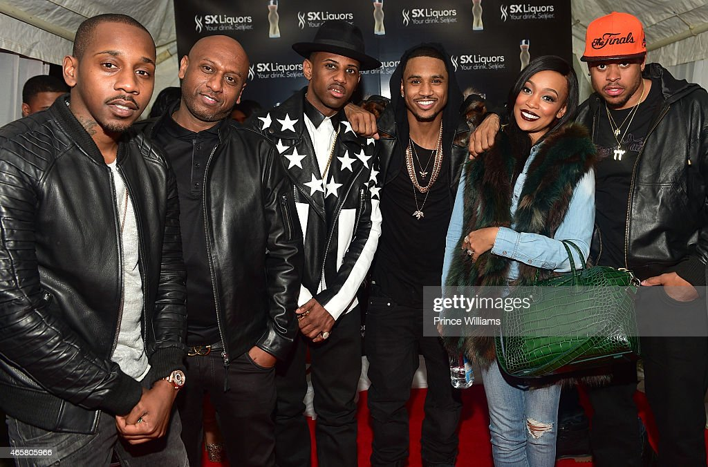 Trey Songz Private Launch Of SX Liquors And Official Concert After Party