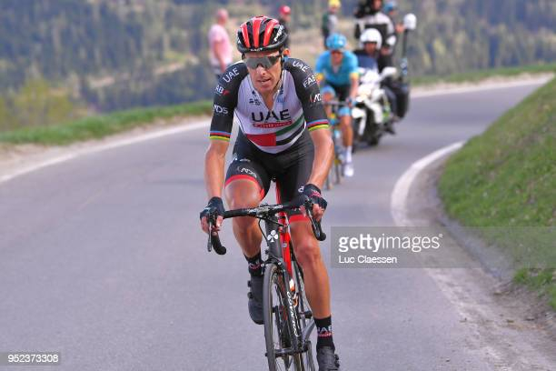 Rui Alberto Faria da Costa of Portugal and UAE Team Emirates / during the 72nd Tour de Romandie 2018, Stage 4 a 149,2km stage from Sion to Sion on...