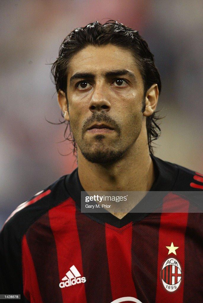 Rui Costa of Milan : News Photo