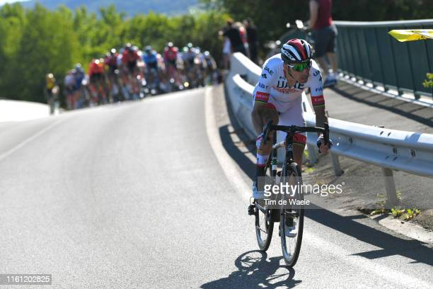 Rui Costa of Portugal and UAE Team Emirates / during the 106th Tour de France 2019, Stage 5 a 175,5km stage from Saint-Dié-des-Vosges to Colmar / TDF...