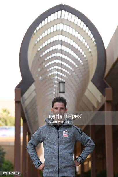 Rui Costa of Portugal and UAE-Team Emirates during the 1st Saudi Tour 2020, Press Conference / #SaudiTour / on February 03, 2020 in Riyadh, Saudi...