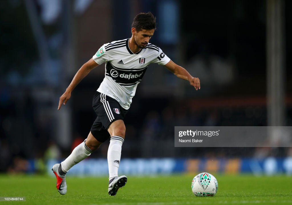 Fulham v Exeter City - Carabao Cup Second Round : News Photo