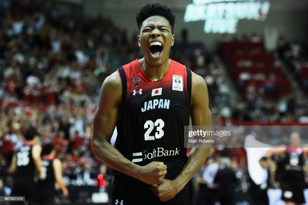 Japan v Australia - FIBA World Cup Asian Qualifier Group B : ニュース写真