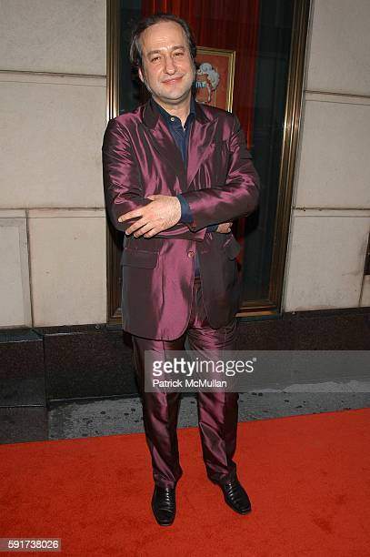 Rui Paes attends Lotsa De Casha childrens book by Madonna Red Carpet Arrivals at Bergdorf Goodman NYC USA on June 7 2005