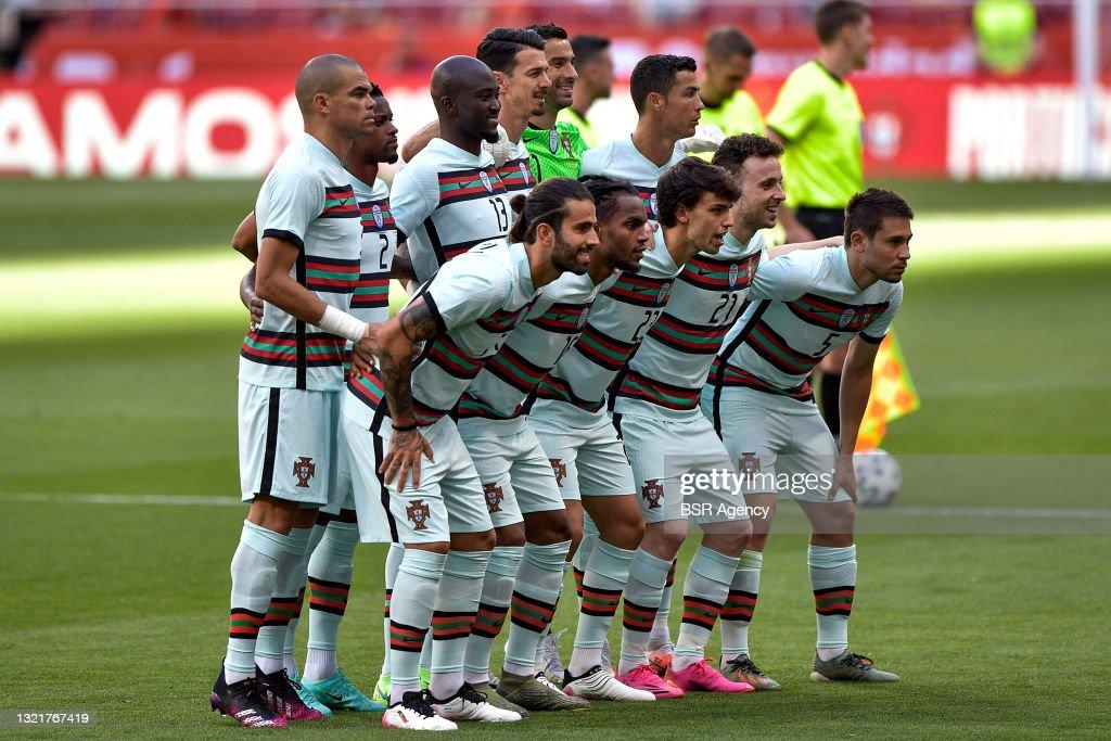 Spain v Portugal - International Friendly : News Photo