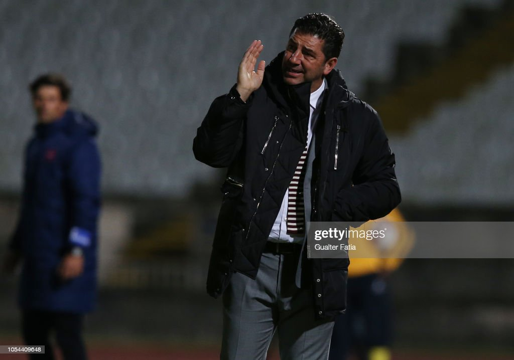 Belenenses SAD v SL Benfica - Liga NOS : News Photo