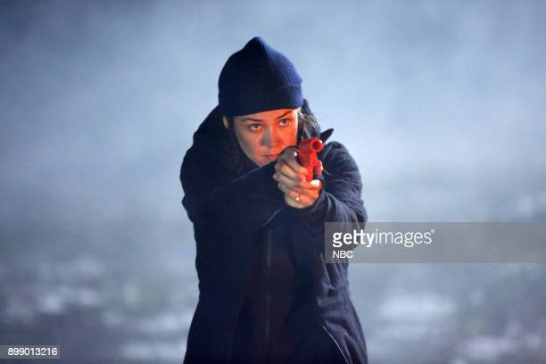 THE BLACKLIST 'Ruin' Episode 509 Pictured Megan Boone as Elizabeth Keen