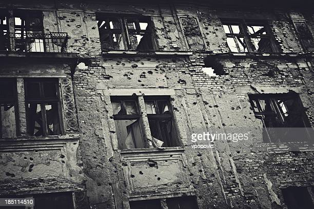 ruin of war - war stock pictures, royalty-free photos & images
