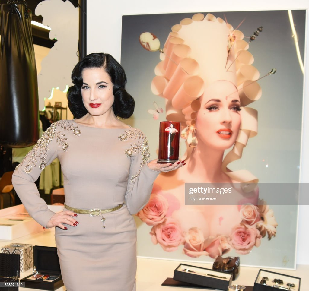 Ruinart Champagne Celebrates Dita Von Teese And Her Scandalous Fragrance Collaboration With Heretic Parfum