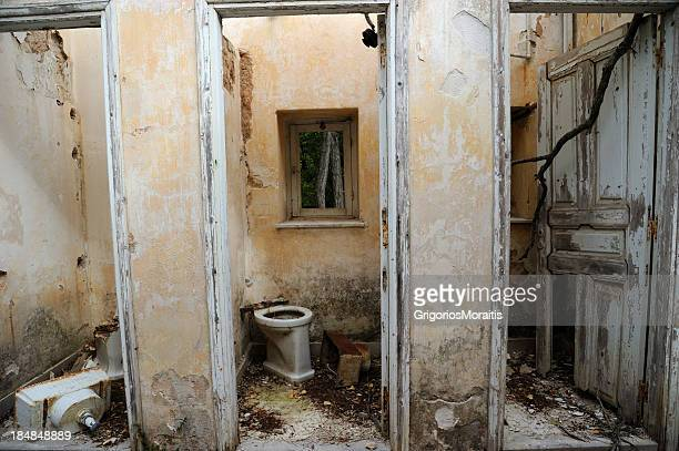 Dirty Toilet Stock Photos And Pictures Getty Images