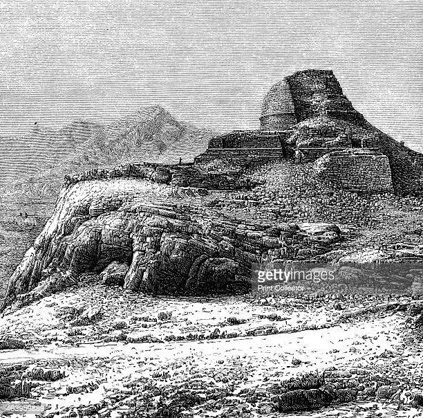 A ruined tope in the Khyber Pass Pakistan/Afhanistan 1895 A stupa is a type of Buddhist moundlike structure found across the Indian subcontinent...