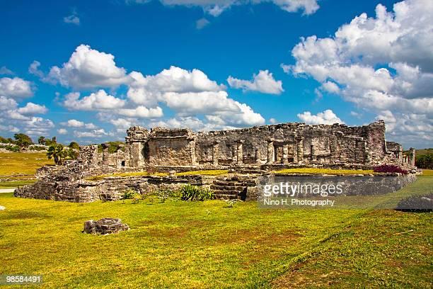 Ruines from Tulum - Riviera Maya - Quintana Roo