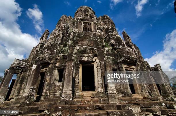 Ruins at Angkor Thom