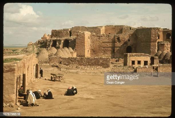 Ruins of Ancient Citadel in Harran
