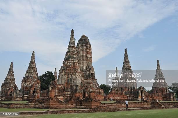 Ruins of Ayutthaya: Wat Chaiwatthanaram