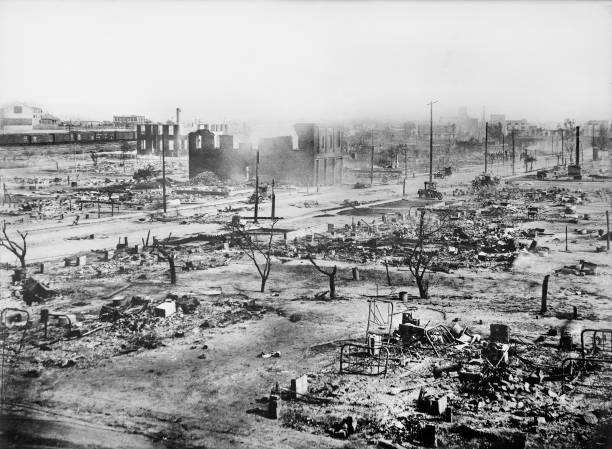 OK: 31st May 1921 - 100 Years Since The Tulsa Race Massacre