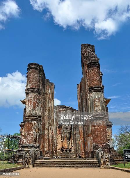 Ruins of Lankatilaka temple