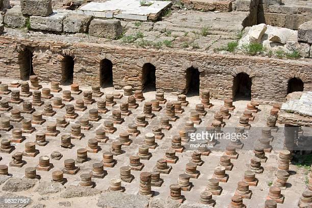 Ruins of Roman baths