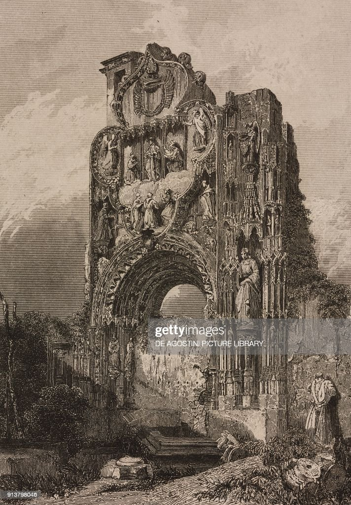 Ruins of the Convent of Discalced Carmelites, Burgos, Spain,    News