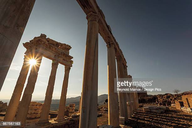 Ruins of the Temple of Trajan