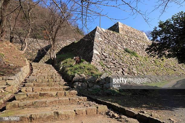 Ruins of Tottori Castle, Tottori, Tottori, Japan