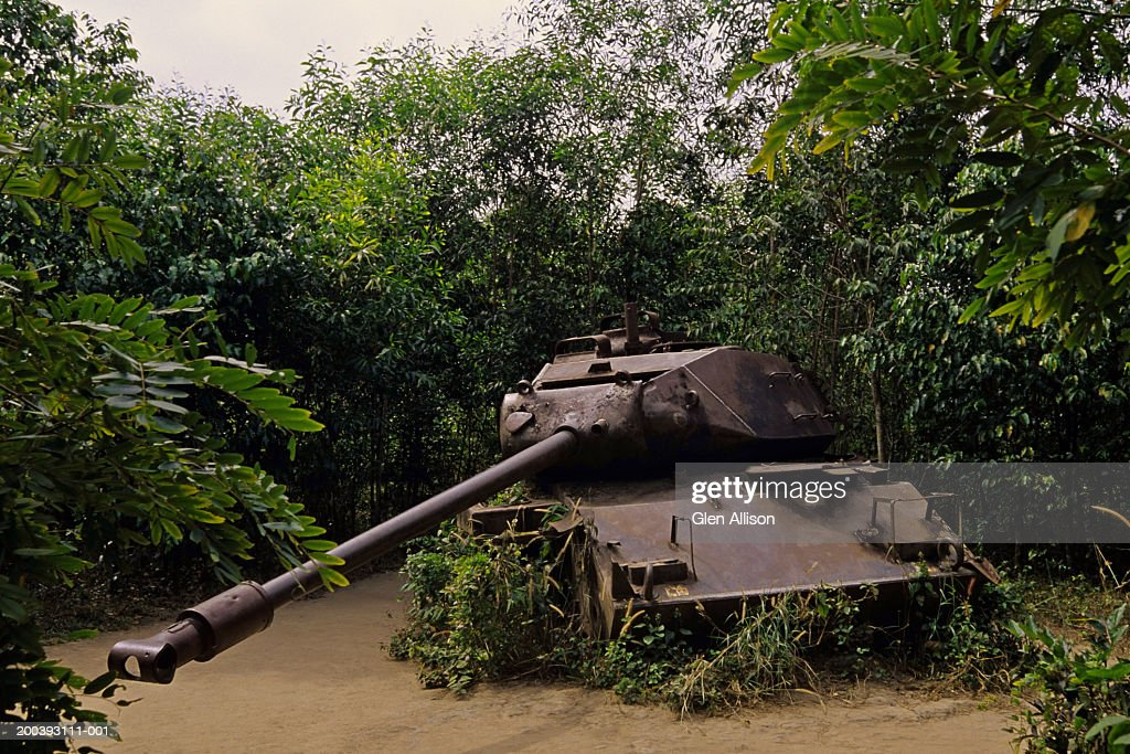 Ruins of us army tank from vietnam war vietnam stock photo getty ruins of us army tank from vietnam war vietnam stock photo sciox Image collections