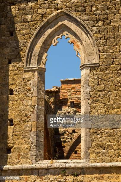 Ruins San Galgano, Tuscany