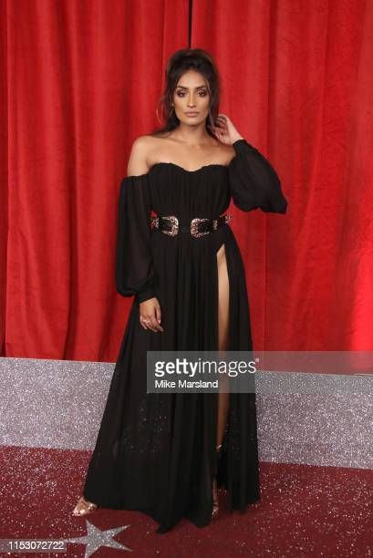 Rukku Nahar attends the British Soap Awards at The Lowry Theatre on June 01 2019 in Manchester England