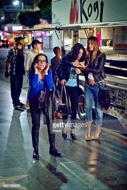 GIRLFRIENDS' GUIDE TO DIVORCE Rule Always Take Advantage of Me Time Episode 103 Pictured Janeane Garofalo as Lyla Lisa Edelstein as Abby Beau Garrett...