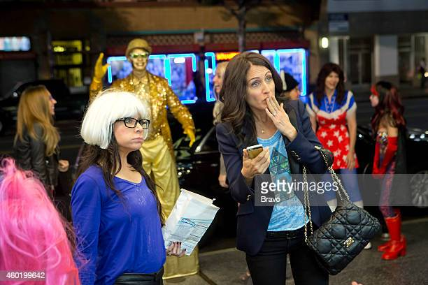 GIRLFRIENDS' GUIDE TO DIVORCE Rule Always Take Advantage of Me Time Episode 103 Pictured Janeane Garofalo as Lyla Lisa Edelstein as Abby