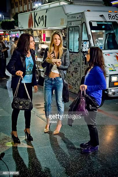 GIRLFRIENDS' GUIDE TO DIVORCE Rule Always Take Advantage of Me Time Episode 103 Pictured Lisa Edelstein as Abby Beau Garrett as Phoebe Janeane...