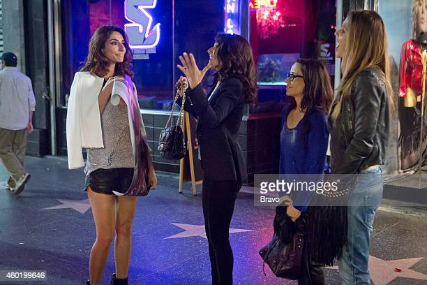 GIRLFRIENDS' GUIDE TO DIVORCE Rule Always Take Advantage of Me Time Episode 103 Pictured Necar Zadegan as Delia Lisa Edelstein as Abby Janeane...