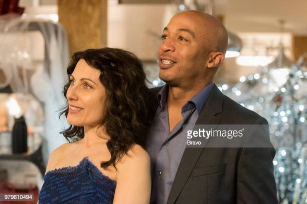 GIRLFRIENDS' GUIDE TO DIVORCE Rule Dont Eat the Yellow Snow Episode 502 Pictured Lisa Edelstein as Abby McCarthy James Leasure as Coach Brady