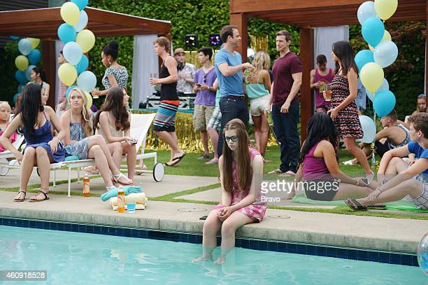 GIRLFRIENDS' GUIDE TO DIVORCE 'Rule Don't Kill the Princess' Episode 107 Pictured Paul Adelstein as Jake Conner Dwelly as Lilly Patrick Heusinger as...