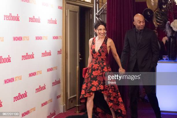 GIRLFRIENDS' GUIDE TO DIVORCE Rule Step and Repeat Episode 501 Pictured Lisa Edelstein as Abby McCarthy James Leasure as Coach Brady