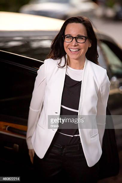 GIRLFRIENDS' GUIDE TO DIVORCE Rule When In Doubt Run Away Episode 106 Pictured Janeane Garofalo as Lyla