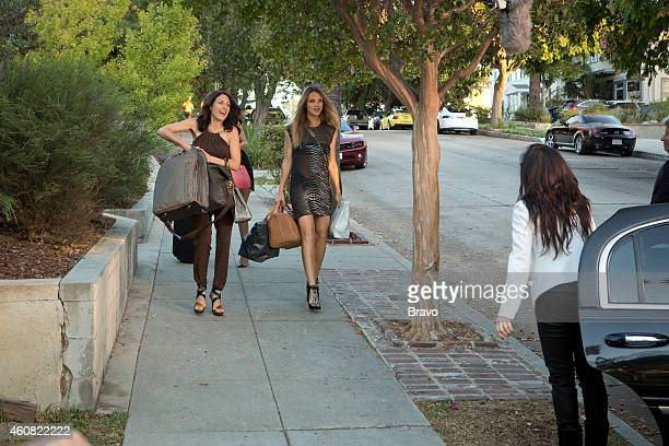 GIRLFRIENDS' GUIDE TO DIVORCE Rule When In Doubt Run Away Episode 106 Pictured Lisa Edelstein as Abby Beau Garrett as Phoebe Janeane Garofalo as Lyla