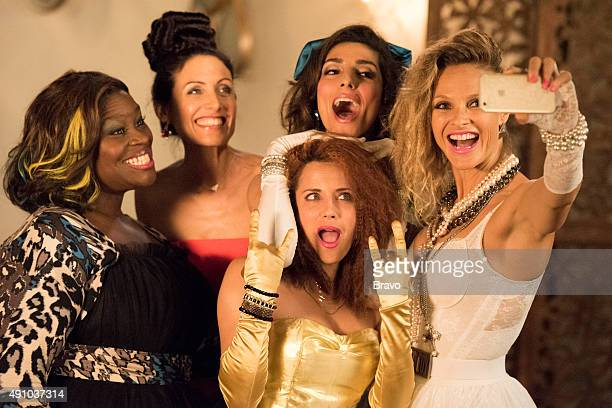 GIRLFRIENDS' GUIDE TO DIVORCE RuleEmbrace Your Inner Prom QueenBut Not Too Much Episode 205 Pictured Retta as Barbara Lisa Edelstein as Abby Alanna...