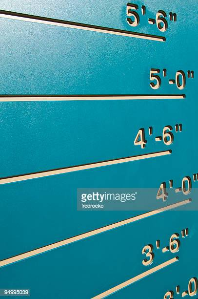 ruler - meter unit of length stock pictures, royalty-free photos & images