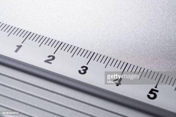 ruler scale macrophotography - ものさし ストックフォトと画像