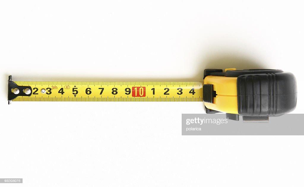 Ruler tape : Stock Photo