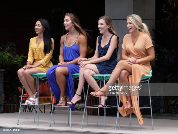 ISLAND Rules Are Made To Be Broken Episode 105 Pictured Brittany Rose Rachel Boerner Jeffri Lauren Kayla Essex Katheryn Golden Morgan Lolar Sheldyn...