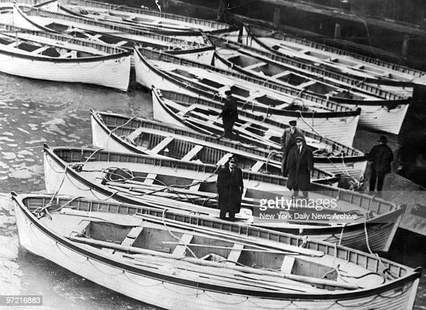 1894 rules required the largest category of vessels those of 10000 tons and upwards to carry 16 lifeboats But the Titanic was nearly four times as...