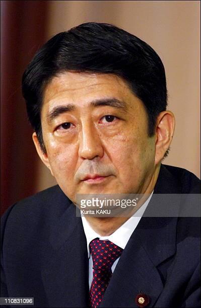 Ruling Liberal Democratic Party Votes On Prime Miniister Junichiro Koizumi'S Successor In Tokyo, Japan On September 11, 2006 - Japan: September 11,...