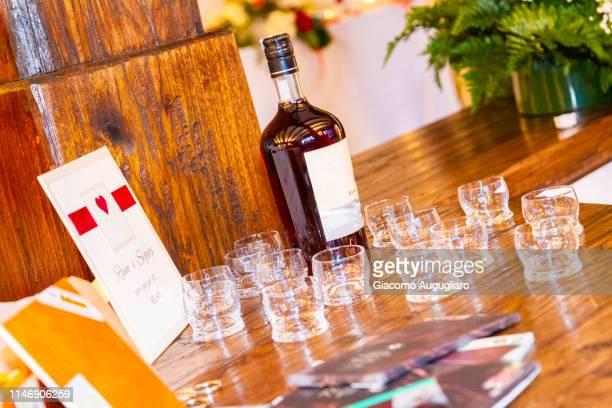 Rum arrangement for wedding guests. Italy