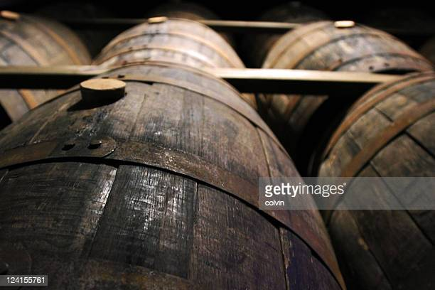 rum barrels - rum stock pictures, royalty-free photos & images