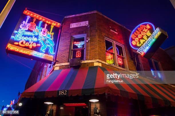 Rum Boogie Cafe on Beale Street, Memphis, TN