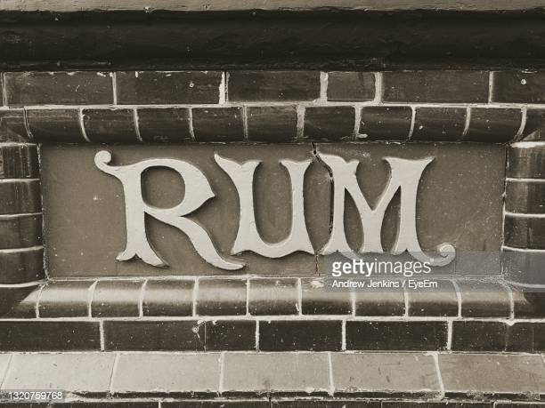 rum is all you need - portsmouth england stock pictures, royalty-free photos & images