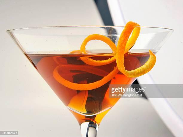Rum Manhattan for Spirits column